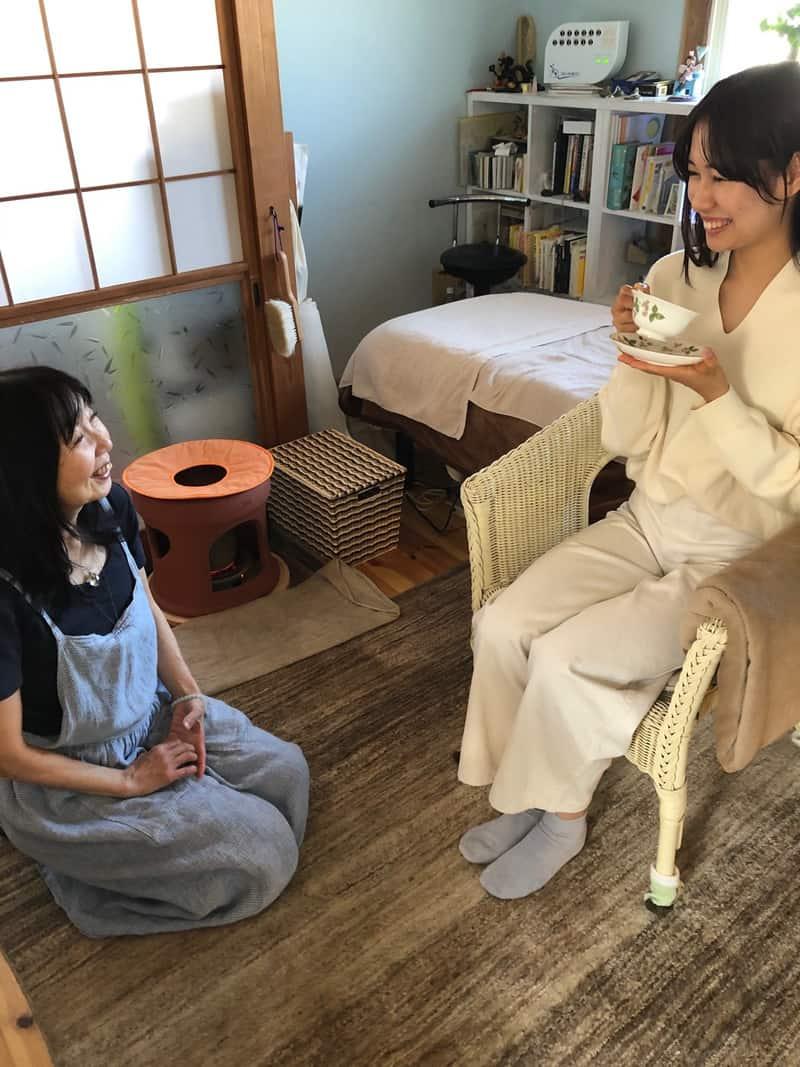 静岡県静岡市の推拿整体&よもぎ蒸しサロン「PANARI」